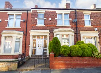 Thumbnail 3 bed terraced house for sale in Gallant Terrace, Wallsend