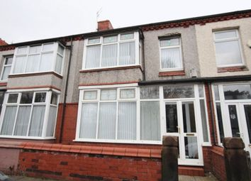 Thumbnail 3 bed terraced house for sale in Beechwood Road, Cressington, Liverpool