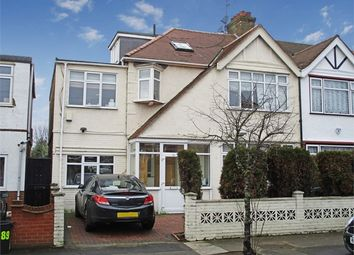 Thumbnail 6 bed end terrace house for sale in Canterbury Avenue, Ilford, Essex