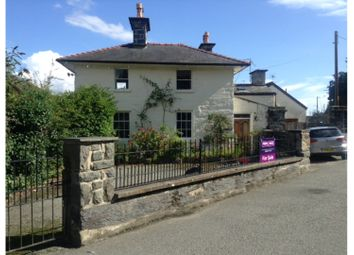 Thumbnail 4 bed detached house for sale in Pencei, Porthmadog