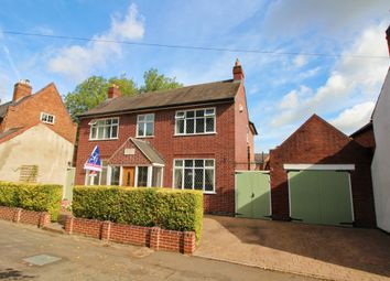 Thumbnail 4 bed detached house for sale in Hamilton Lane, Scraptoft