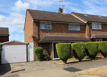 Thumbnail 3 bed end terrace house for sale in Masons Road, Hemel Hempstead, Hertfordshire