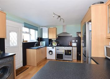 Thumbnail 4 bed semi-detached house for sale in Cameron Close, Freshwater, Isle Of Wight