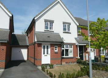 Thumbnail 3 bedroom end terrace house to rent in Charles Babbage Close, Chessington, Surrey