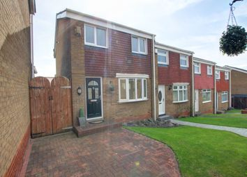 Thumbnail 3 bed terraced house for sale in Helmsley Close, Houghton Le Spring