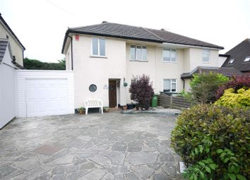 3 bed semi-detached house for sale in Robinson Avenue, Goffs Oak, Waltham Cross EN7