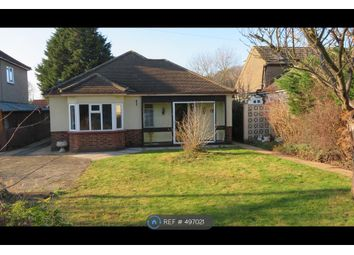 Thumbnail 3 bed bungalow to rent in Moor Lane, Upminster