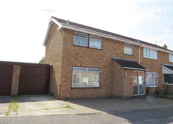 Thumbnail 3 bed semi-detached house for sale in Coltishall Road, Hornchurch
