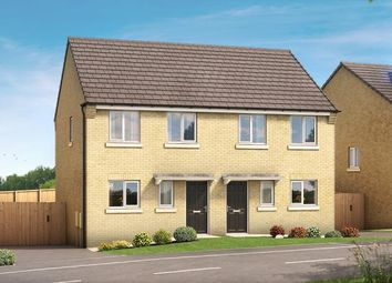 "Thumbnail 3 bed property for sale in ""The Kendal At Woodlands View"" at Poplars Park Road, Bradford"