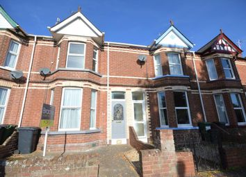 Thumbnail 3 bedroom terraced house for sale in Wellington Road, St Thomas, Exeter