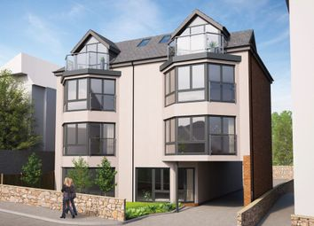 Thumbnail 2 bed flat for sale in Penrhos Road, Rhos On Sea