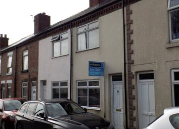 Thumbnail 2 bed terraced house to rent in Burnthouse Road, Heanor, Derbyshire