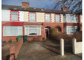 Thumbnail 4 bedroom terraced house for sale in Highbury Grove, Portsmouth