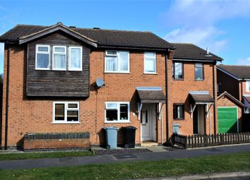 Thumbnail 2 bed terraced house for sale in Wentworth Drive, Grantham