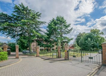 Thumbnail 2 bed flat for sale in Ashbourne Gardens, Hertford
