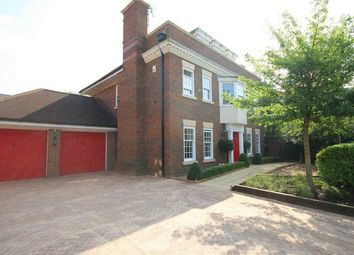 Thumbnail 5 bedroom detached house for sale in Crompton Drive, Winwick, Warrington