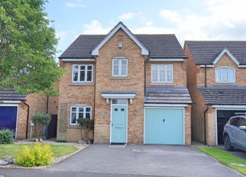 Thumbnail 4 bed detached house for sale in Dorchester Way, North Hykeham