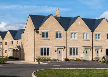 Thumbnail 3 bed end terrace house for sale in Spire View, Cirencester