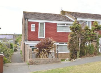 Thumbnail 4 bed end terrace house for sale in Erica Close, Eastbourne