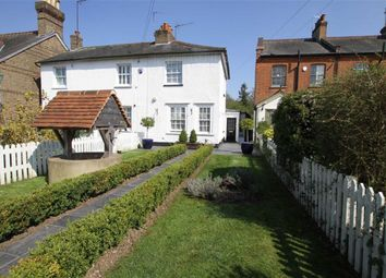 Thumbnail 3 bed end terrace house for sale in Hadley Highstone, Barnet, Herts