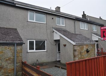 Thumbnail 3 bed property for sale in Bryn Hwfa, Rhostrehwfa, Llangefni