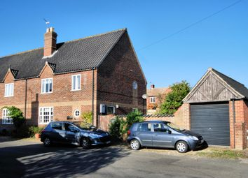 Thumbnail 3 bed semi-detached house for sale in Front Street, Litcham, King's Lynn