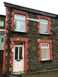 Thumbnail 2 bed terraced house to rent in North Terrace, Maerdy, Ferndale