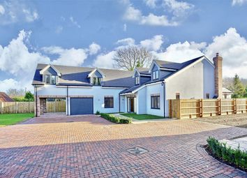 Thumbnail 5 bed detached house for sale in The Lane, Stow Longa, Huntingdon