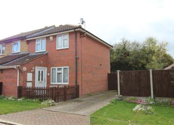 Thumbnail 2 bed semi-detached house for sale in Diligent Drive, Sittingbourne