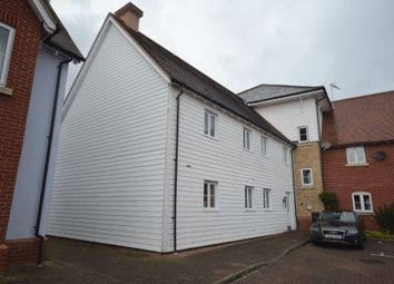 Thumbnail 2 bed flat to rent in Oxton Close, Rowhedge, Colchester