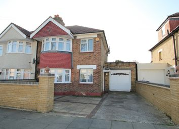 Thumbnail 4 bedroom semi-detached house to rent in Teignmouth Road, Welling, Kent