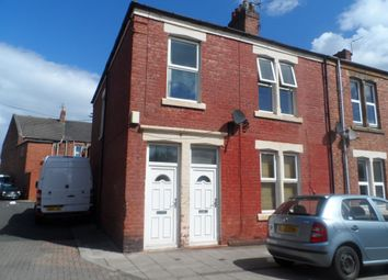Thumbnail 3 bedroom flat for sale in Vine Street, Wallsend