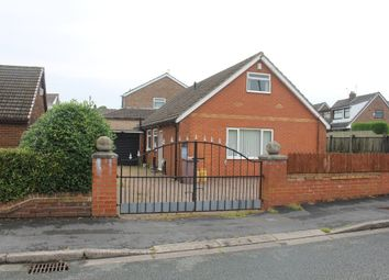 Thumbnail 4 bed detached bungalow for sale in Folds Road, Haydock, St Helens