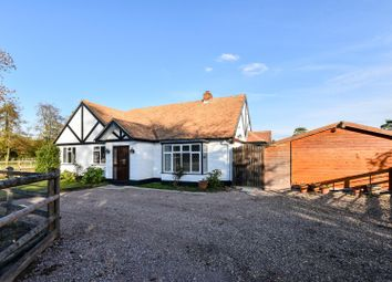 Thumbnail 3 bed bungalow to rent in Fulmer Road, Gerrards Cross
