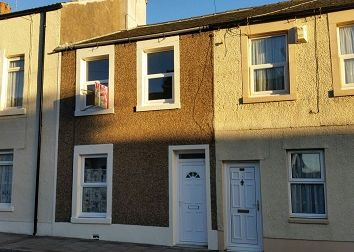 Thumbnail 2 bed terraced house to rent in Moss Bay Road, Workington, Cumbria