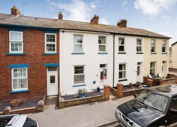 Thumbnail 3 bed terraced house for sale in Halsdon Road, Exmouth