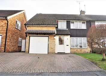 4 bed semi-detached house for sale in Curlew Crescent, Basildon SS16
