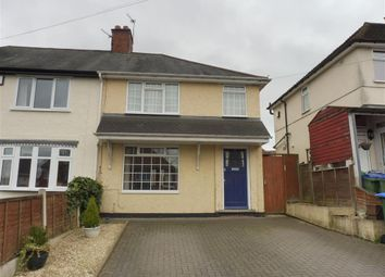 Thumbnail 3 bed property to rent in Valentine Road, Oldbury