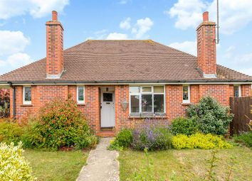 Thumbnail 3 bedroom detached bungalow for sale in Wiston Avenue, Tarring, Worthing