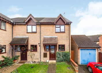 Thumbnail 2 bed semi-detached house for sale in Beane Walk, Stevenage