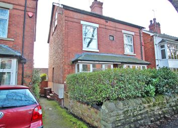 Thumbnail 4 bed semi-detached house for sale in Leonard Avenue, Sherwood, Nottingham