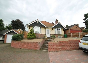 Thumbnail 3 bedroom detached bungalow for sale in Foxhall Road, Ipswich, Suffolk