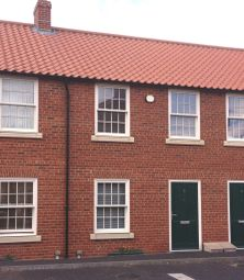 Thumbnail 2 bed terraced house to rent in Kings Mews, Northgate, Louth