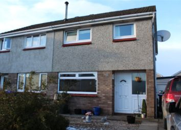 Thumbnail 3 bedroom semi-detached house to rent in St Nicholas Drive, Banchory, Aberdeenshire