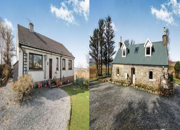 Thumbnail 4 bed detached house for sale in Tighnafiline, Aultbea, Achnasheen