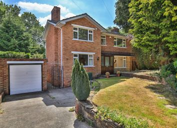 Thumbnail 4 bed detached house for sale in Heol Y Coed, Rhiwbina, Cardiff