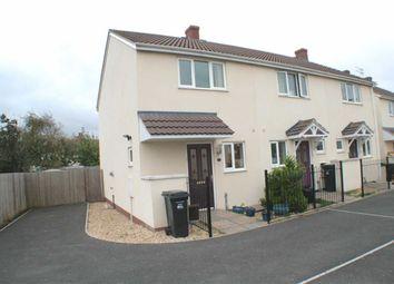 Thumbnail 2 bed semi-detached house to rent in Raleigh Gardens, Burnham-On-Sea, Burnham-On-Sea