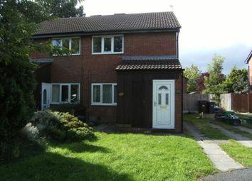 Thumbnail 1 bed flat to rent in Marsh Way, Penwortham, Preston