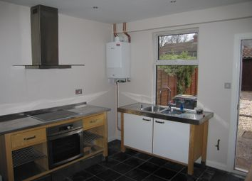 Thumbnail 2 bed terraced house to rent in Spital Street, Lincoln