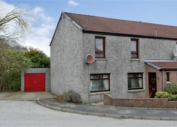 Thumbnail 3 bed end terrace house for sale in Lee Crescent North, Bridge Of Don, Aberdeen